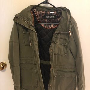 Steve Madden cost in olive green size small